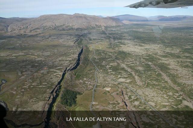 Las fallas de las placas tectónicas de la tierra que ocasionan desastres