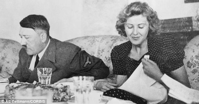 amorios de Hitler