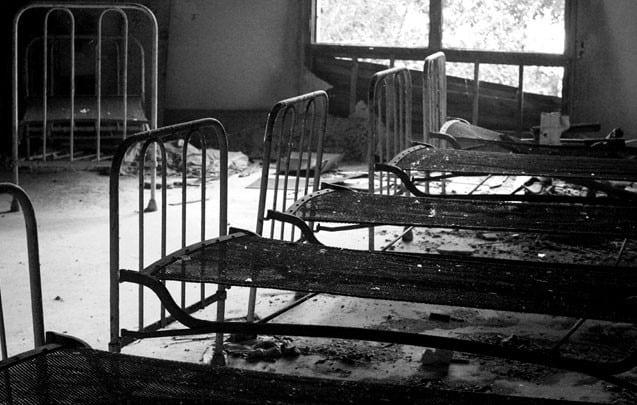 hospital psquíatrico
