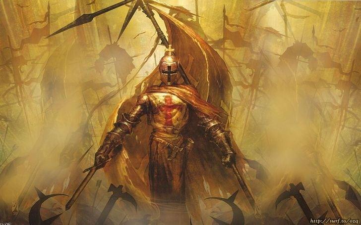 Conoce el secreto de Los Caballeros Templarios