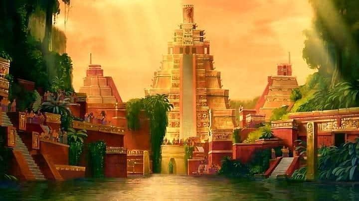 Conoce el origen de La leyenda de El Dorado