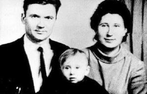 familia de chikatilo
