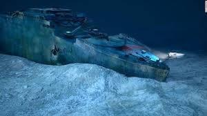 TUMBA DEL TITANIC
